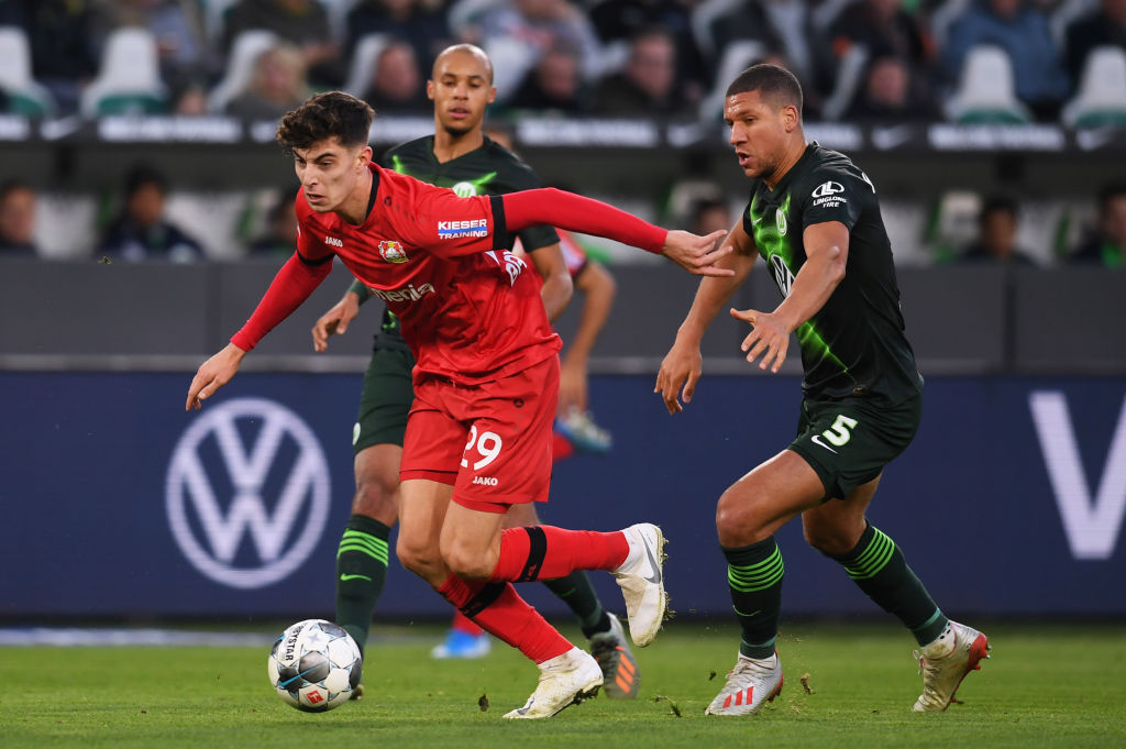 Real Madrid are unlikely to bid for Kai Havertz leaving Chelsea in pole position