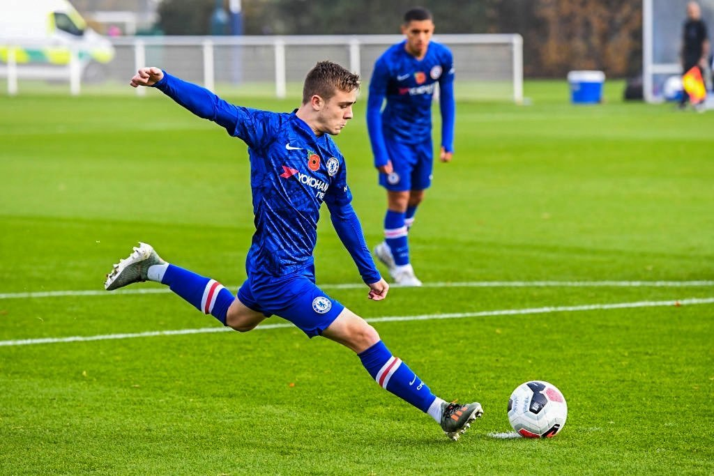 Lewis Bate is close to completing a transfer move from Chelsea to Leeds United.