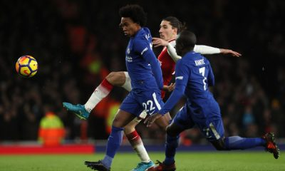 Willian's contract runs out at the end of the season