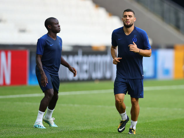 Kante and Kovacic are also injured