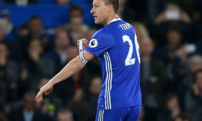 Chelsea have lacked a leader of Terry's stature in defence