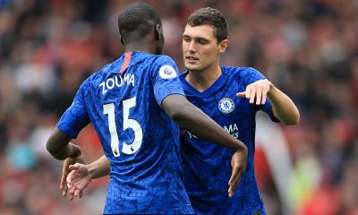Kurt Zouma or Andreas Christensen could leave Chelsea