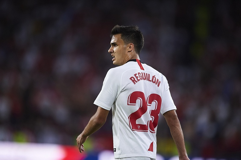 Sergio Reguilon has impressed on loan at Sevilla (Getty Images)