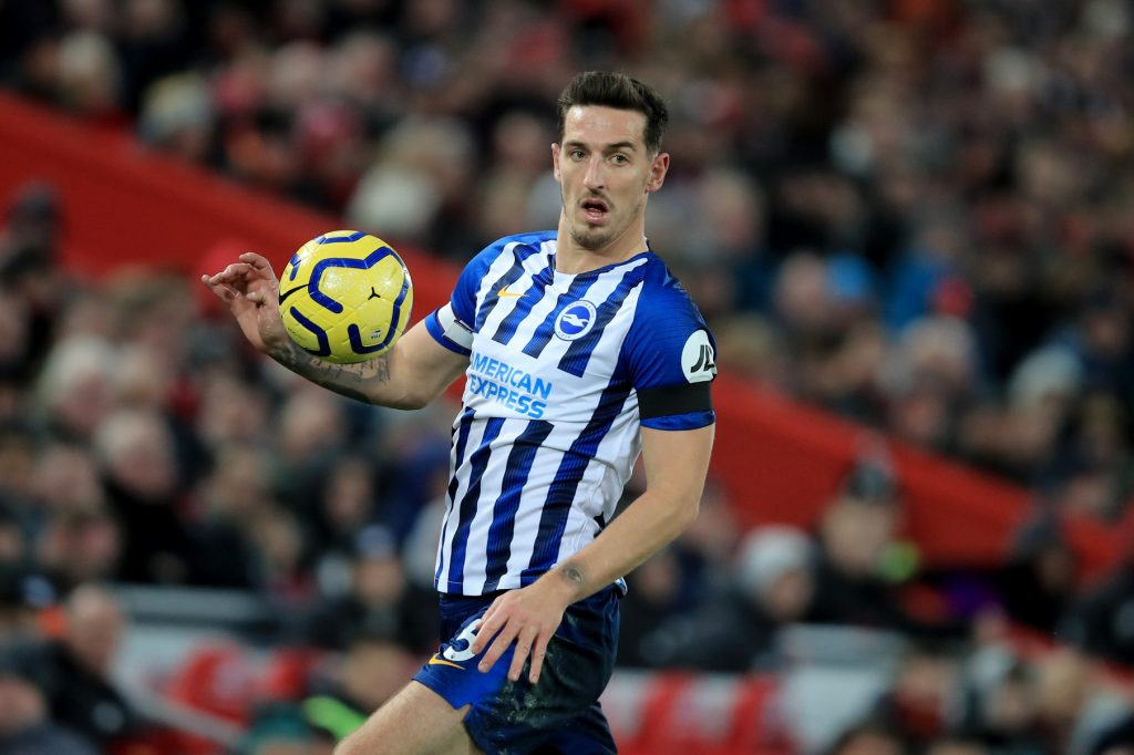 Lewis Dunk has been a consistent performer for Brighton (Getty Images)