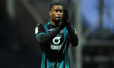 Marc Guehi spent the second half of 2019/20 on loan at Swansea