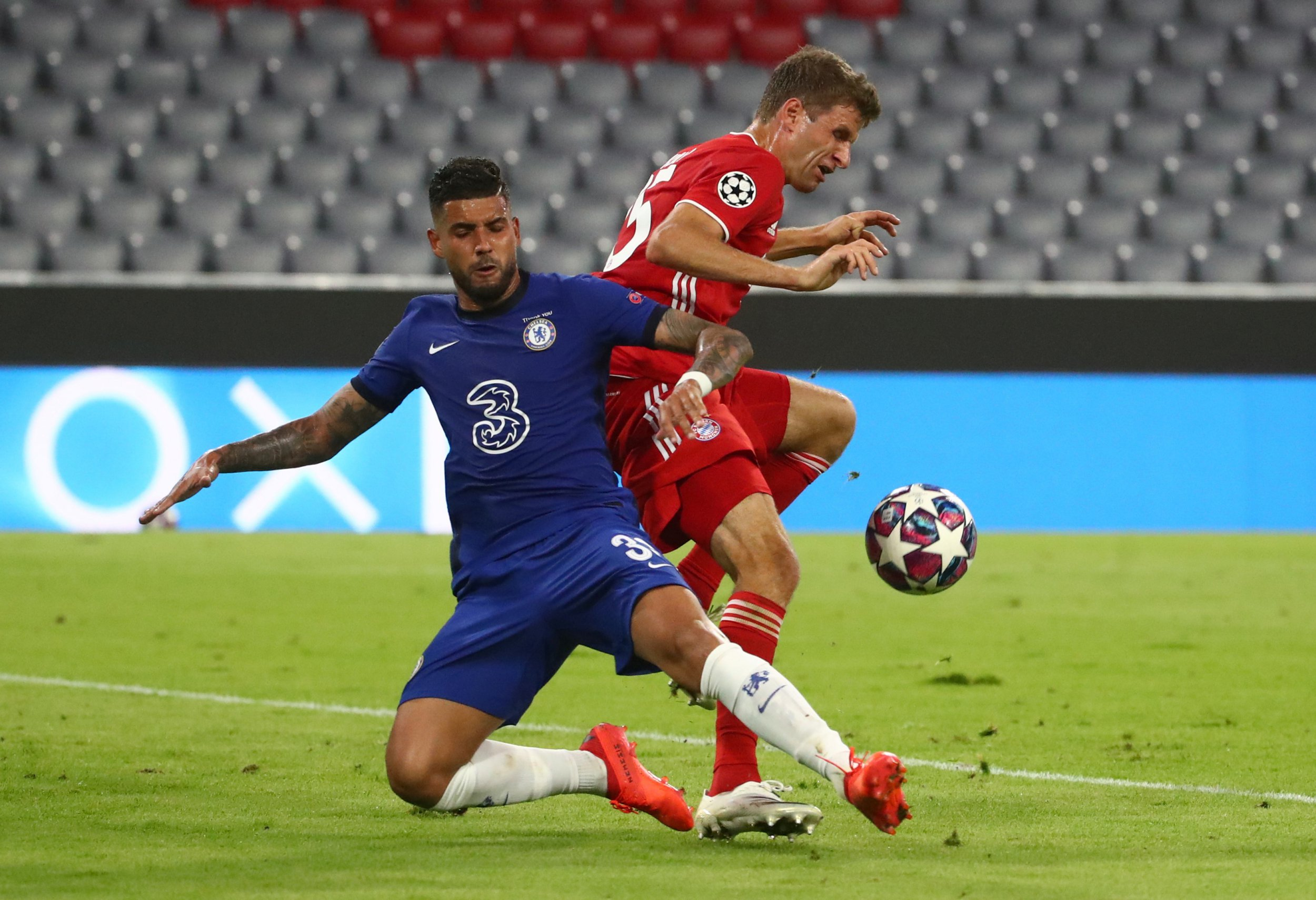 Emerson Palmieri could be on his way to Juvenus on loan