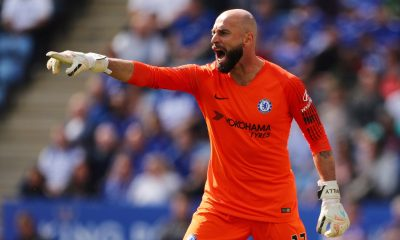 Willy Caballero is expected to replace Mendy in goal