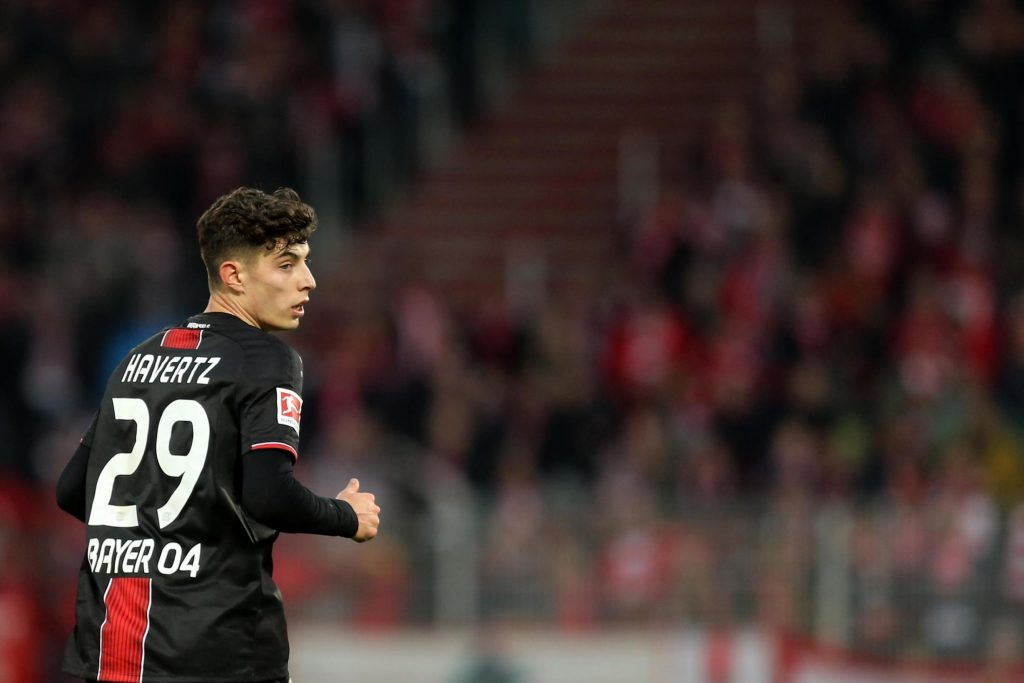 Chelsea have inserted a Champions League clause into the blockbuster deal that is set to bring Kai Havertz to the Bridge.