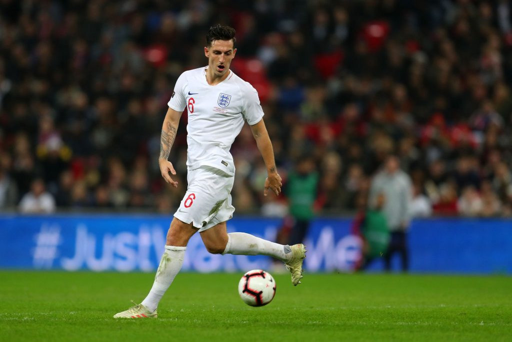 Chelsea were linked to Lewis Dunk earlier this summer