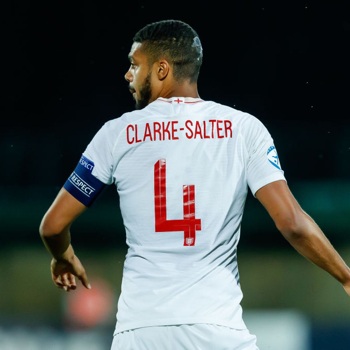 Clarke-Salter won the Under-20 World Cup with England in 2017
