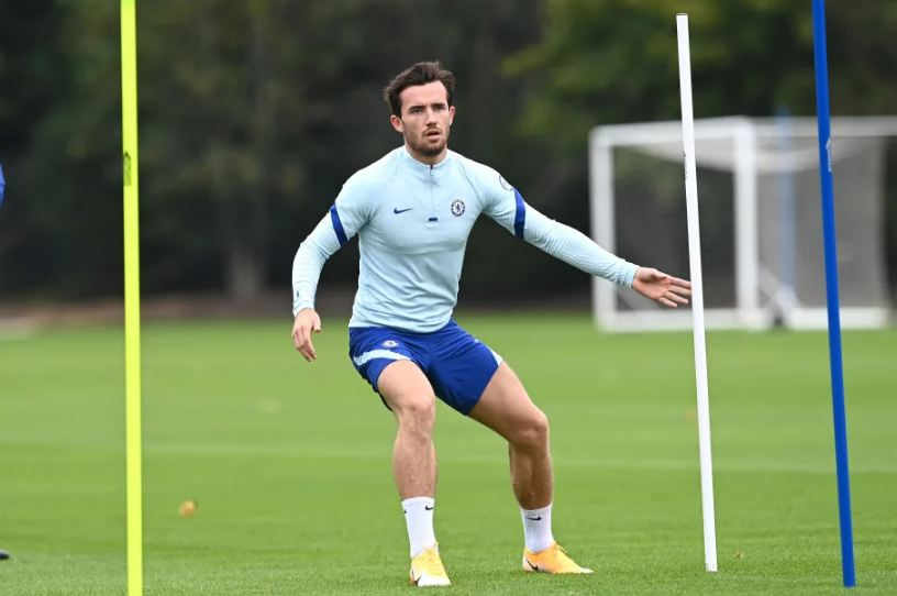 Ben Chilwell joined Chelsea this summer from Leicester City