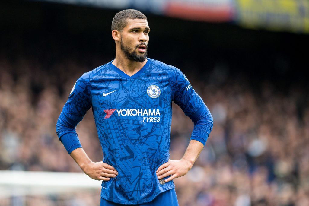 Gary Neville believes Chelsea will cahs in on midfielder Ruben Loftus-Cheek for around £25 million.