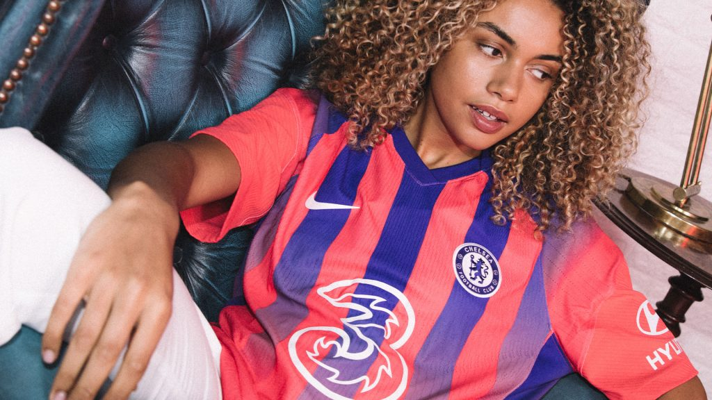 Chelsea have officially confirmed their 2020/21 third kit. We look at how fans reacted to the news.