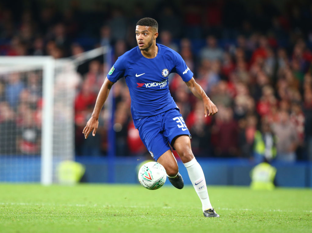 Clarke-Salter has made just two appearances for Chelsea (Getty Images)