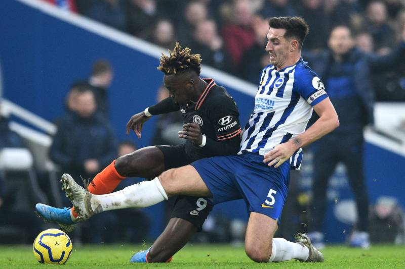 Dunk has been an impressive player for Brighton