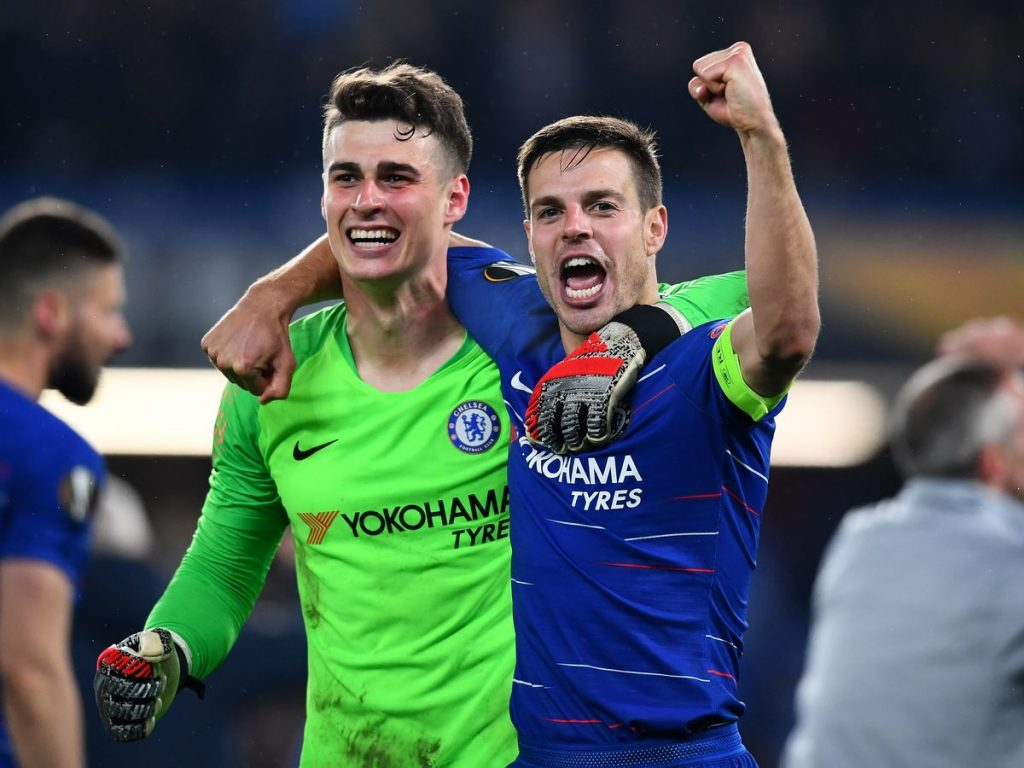 Chelsea star Kepa Arrizabalaga has been backed to return to his best