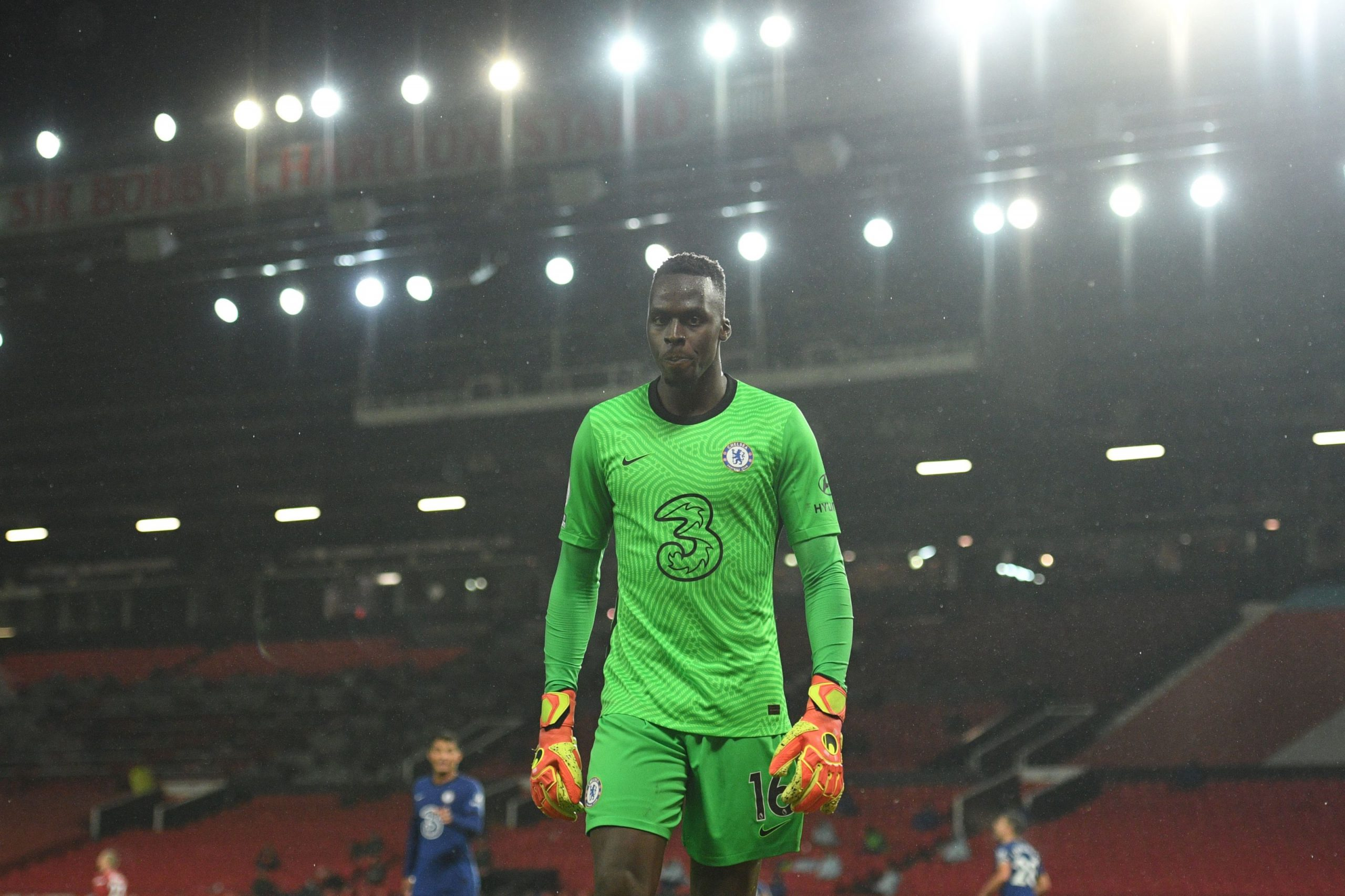 Edouard Mendy has been spectacular for Chelsea