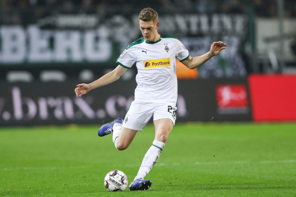 Chelsea remain interested in Matthias Ginter