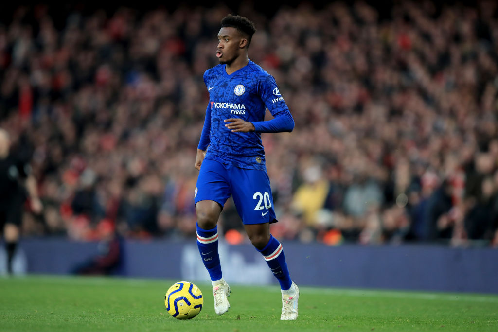 Hudon-Odoi is a talented player