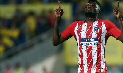 Chelsea are keeping tabs on Thomas Partey