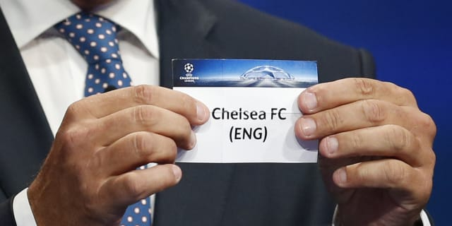 Twitter Reacts As Chelsea Get A Favourable Champions League Group