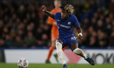 Trevoh Chalobah is on loan in France