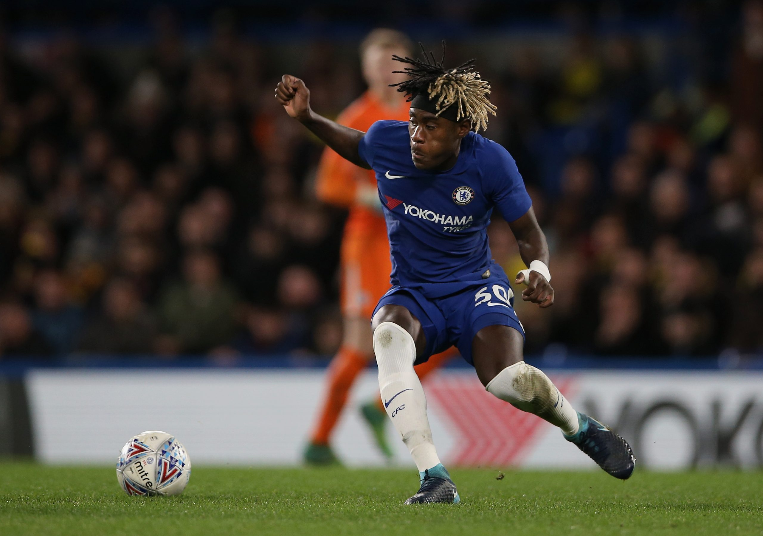 Trevoh Chalobah to head out on loan from Chelsea this summer.