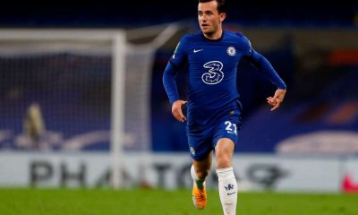 Will Chilwell be cleared to play Denmark?
