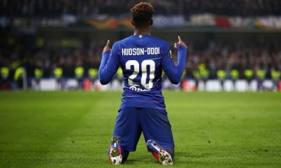Bayern Munich failed to sign Chelsea star Callum Hudson-Odoi this summer