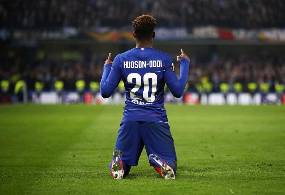 Chelsea ace Callum Hudson-Odoi successfully recovered from a ruptured Achilles Tendon injury
