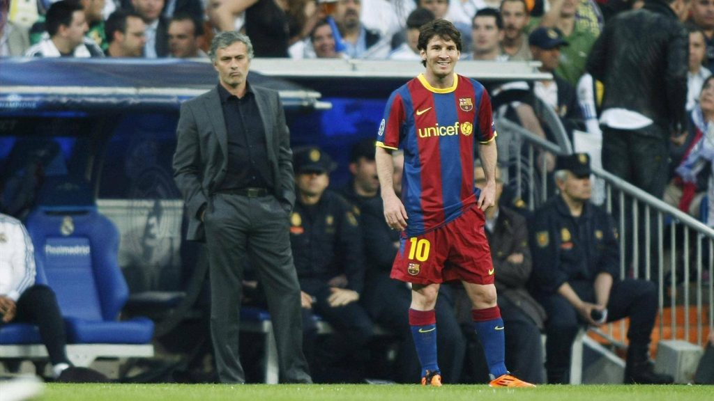 Jose Mourinho convinced Lionel Messi to join Chelsea in 2014