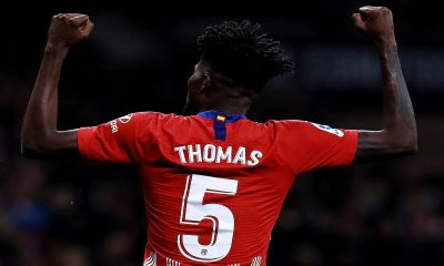 Chelsea look set to miss out on Thomas Partey