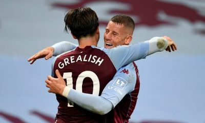 Grealish and Barkley have formed a formidable partnership at Villa