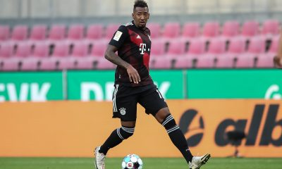 Jerome Boateng is a target for Chelsea