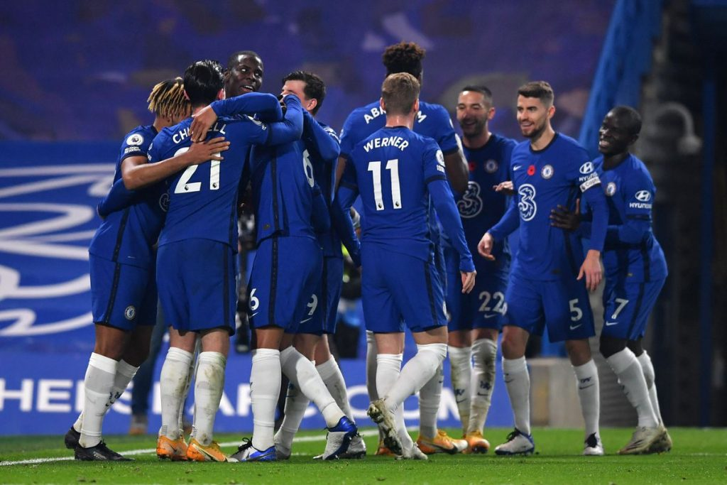 Chelsea beat Sheffield United with ease