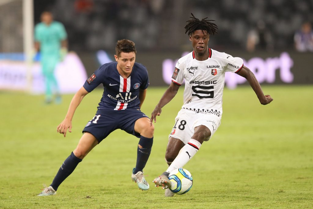 Camavinga is one of France's finest young talents