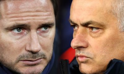 Jose Mourinho won 3 titles in his two stints at Chelsea. The Portuguese believes the same pressure should be put on new Chelsea boss Frank Lampard. (GETTY Images) Mind Games