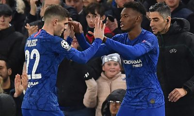 Callum Hudson-Odoi was not named in the Chelsea matchday squad which faced Tottenham Hotspurs this Sunday. (GETTY Images)
