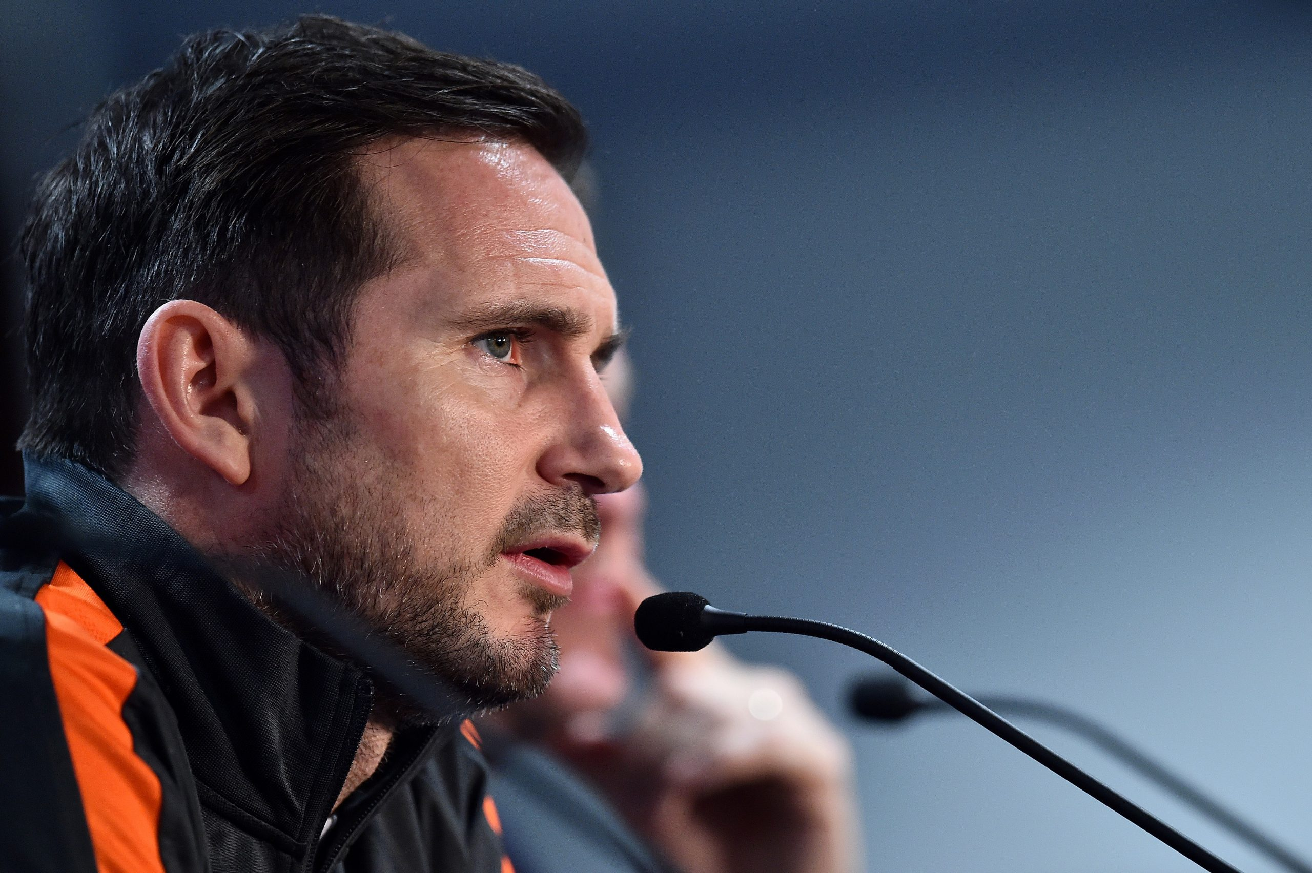 Chelsea manager Frank Lampard thinks that other title challengers getting an extra 24 hours to prepare and recover is unfair. (GETTY Images)