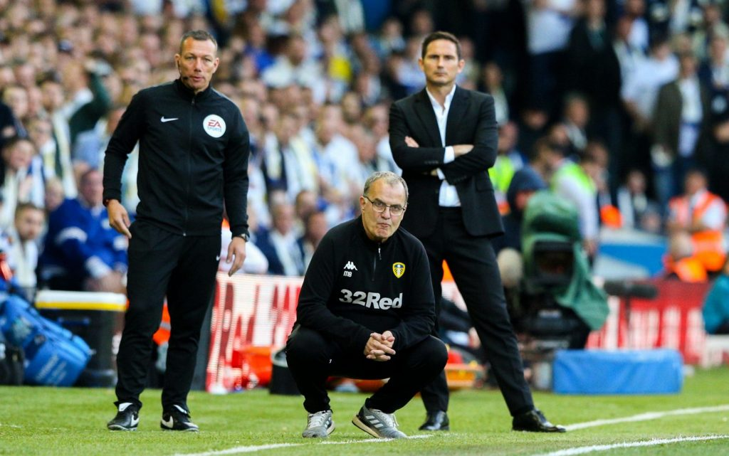 Frank Lampard and Marcelo Bielsa were involved in the spu-gate scandal