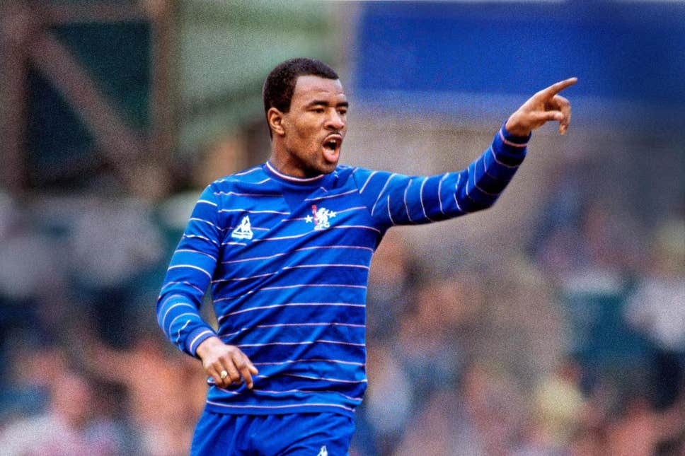 Paul Canoville was Chelsea's first black player