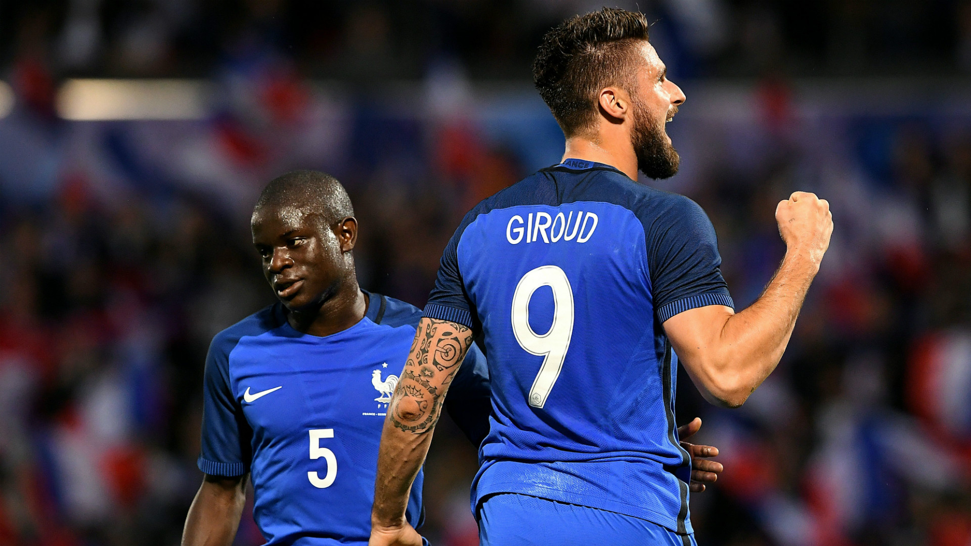 Marseille and Bordeaux have joined the race for Chelsea striker Olivier Giroud
