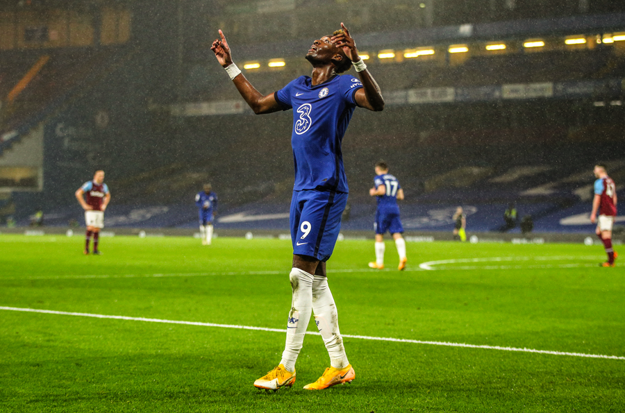 Tammy Abraham was the hero for Chelsea as they got back to winning ways against West Ham United on Monday night.
