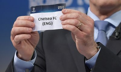 Chelsea will face one out of these seven teams in the UEFA Champions League round of 16 in February 2021. (GETTY Images)