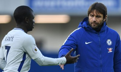 Antonio Conte has been left frustrated after not being able to sign Chelsea midfielder N'Golo Kante at Inter Milan. (GETTY Images)
