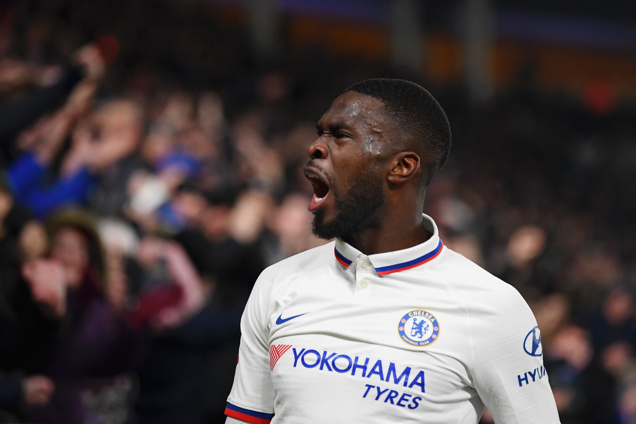 Frank Lampard says that Fikayo Tomori has a long-term future at Chelsea. (GETTY Images)