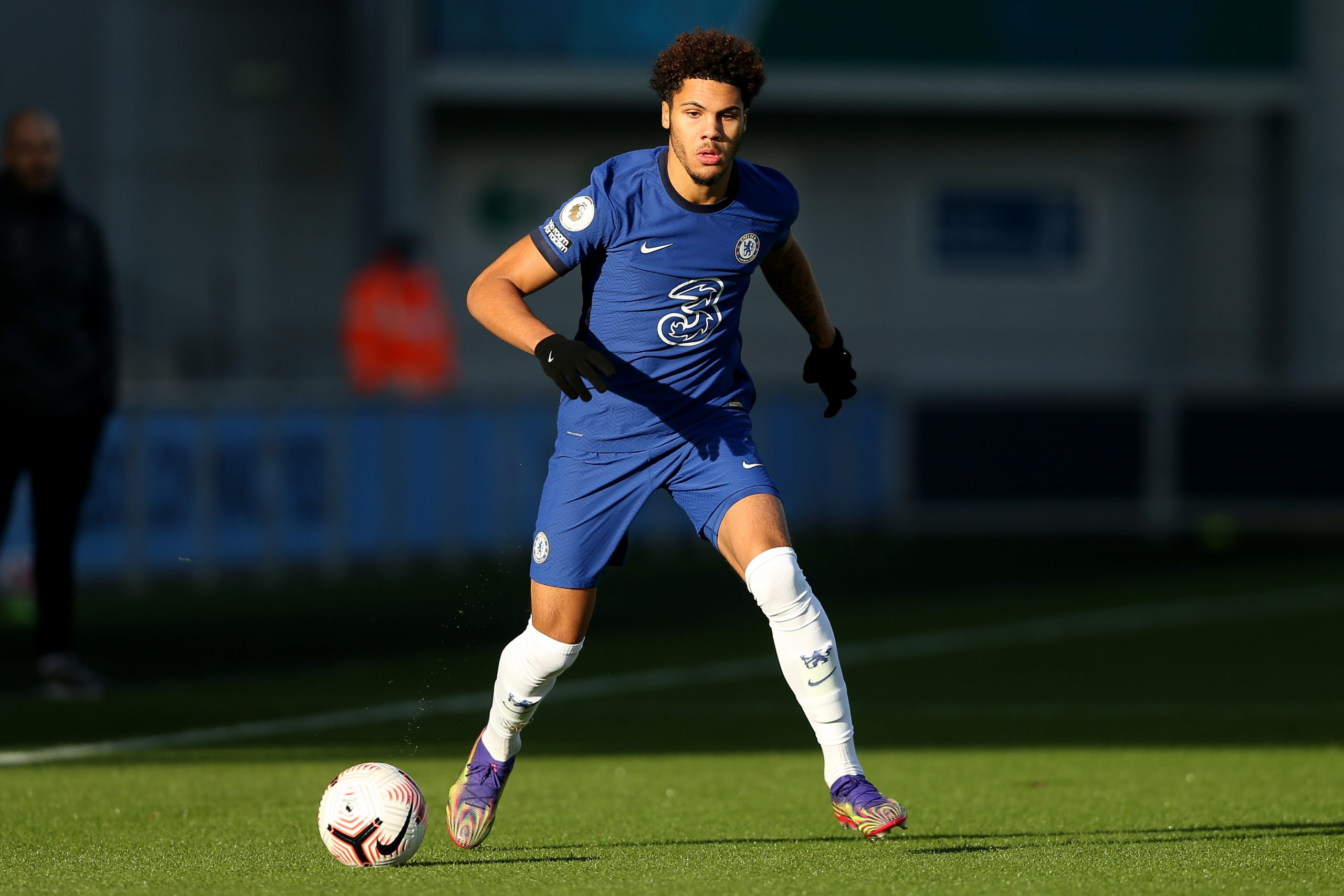 Chelsea U-23 thrashed Manchester United U-23 6-1 in their Premier League 2 game on Friday to go 4 points clear at the top of the table. (GETTY Images)