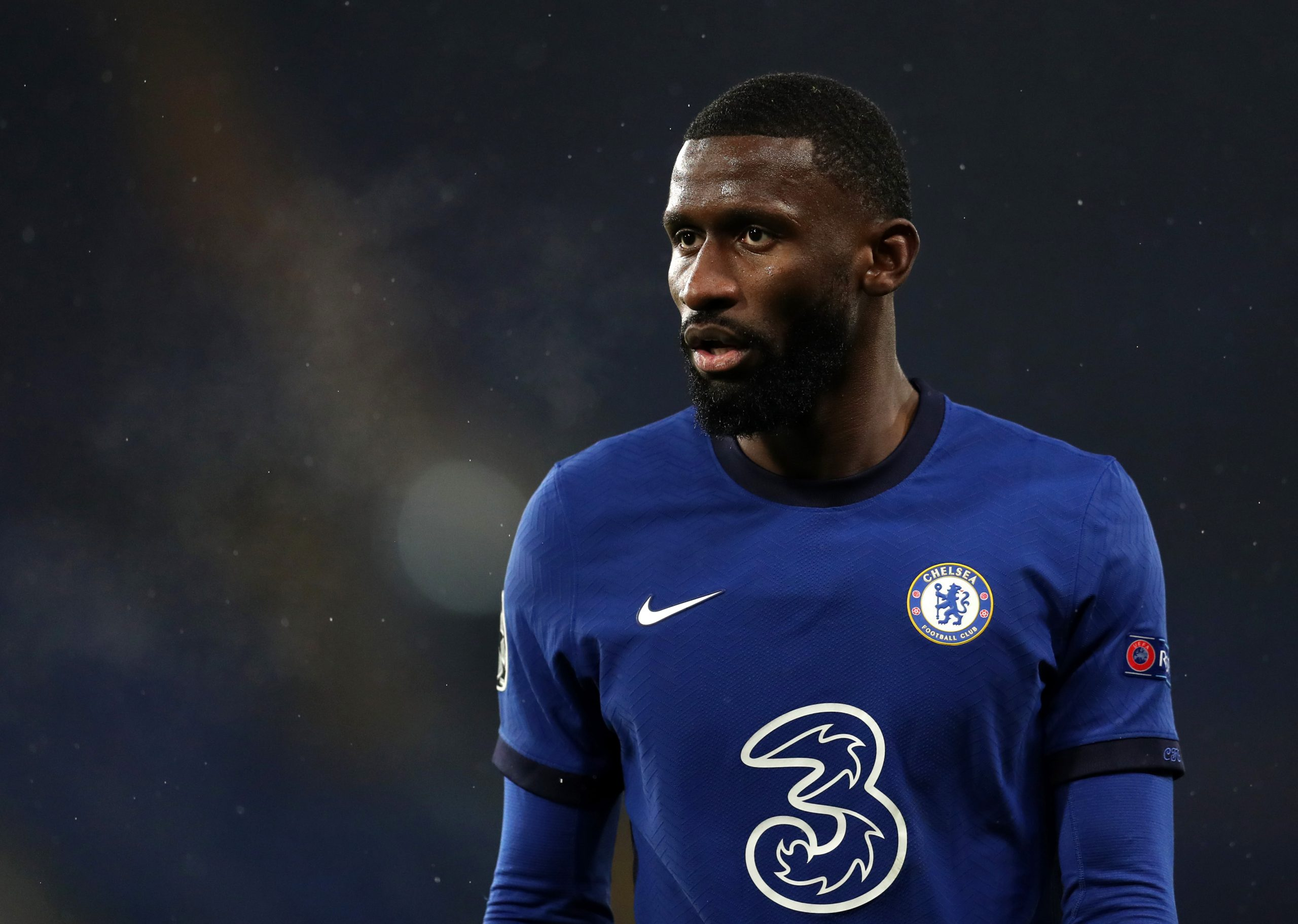 Antonio Rudiger in action for Chelsea against Krasnodar in the UEFA Champions League. (GETTY Images)