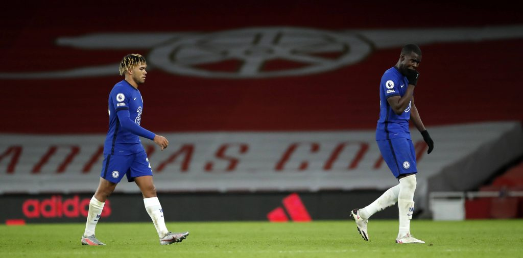 Reece James and Kurt Zouma did not play against Aston Villa. (GETTY Images)
