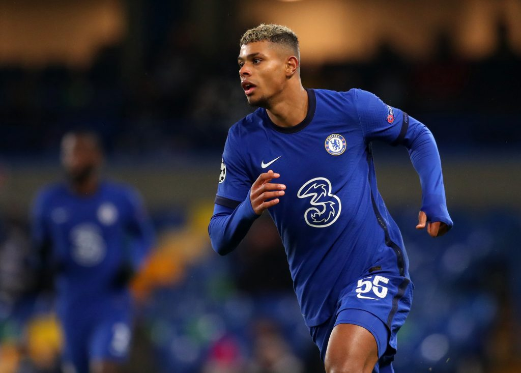 Chelsea winger Faustino Anjorin has received various loan offers, but the club wants him to stay. (GETTY Images)